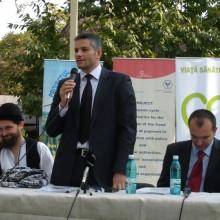 Lansarea Proectului Ecologic Romanesc