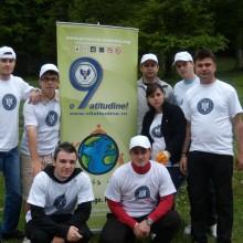 Actiune de ecologizare pe Valea Prahovei