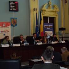 Conferinta Prefectura Muncipiului Brasov