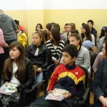 A.N.P.C.P.P.S.Romania – InfoCons participa activ la actiunile dedicate Saptamanii Altfel -Scoala nr 1 Pantelimon