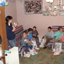 A.N.P.C.P.P.S.Romania – InfoCons sprijin cu ocazia Sarbatorilor de Iarna - Casa Lidia – Domnesti