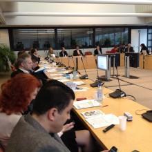 "Conferinta finala a Proiectului European ""Mobility, a paradigm of European citizenship"" – Bruxelles"