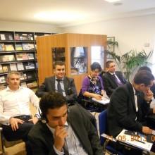 Delegatia Romaniei prezenta la Conferinta Milano O.L.A.F.