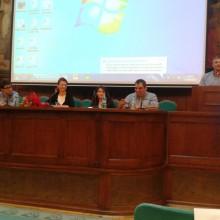 Domnul Sorin Mierlea -Presedinte A.N.P.C.P.P.S.Romania – Conferinta Forumului Comunitatii de Practica cu tema Cariera de Marketer