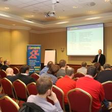 Domnul Sorin Mierlea, Presedintele A.N.P.C.P.P.S. Romania - InfoCons a participat la conferinta Premio