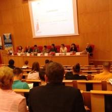 Reprezentantii A.N.P.C.P.P.S. Romania - InfoCons - Participare la Conferinta
