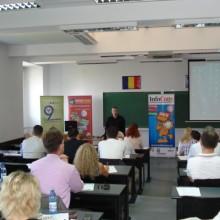 Lansarea Grupurilor de Lucru pentru dezbaterea tematicii proiectului european HOME/2010/ISEC/AG/073 ME IS MINE, Comisia Europeana – Directoratul General pentru Afaceri Interne.