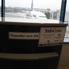 Diseminare materiale Aeroport - InfoCons - Protectia Consumatorilor