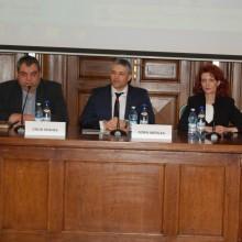 Eveniment Proiect European ME is MINE - Calin Veghes - Sorin Mierlea - Cecilia Popescu - Academia de Studii Economice Bucuresti