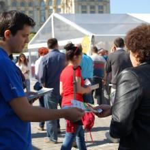 Reprezentantii A.N.P.C.P.P.S. Romania – InfoCons au participat in perioada 21-23 martie 2014 la Targul de nunti – Mariage Fest