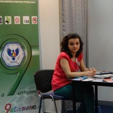 Reprezentantii A.N.P.C.P.P.S. Romania – InfoCons prezenti la IMM Forum ce se desfasoara la ROMEXPO