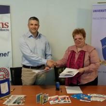 A.N.P.C.P.P.S. Romania - InfoCons a semnat un Protocol de Colaborare cu Universitatea Financiar - Bancara - Protectia Consumatorilor