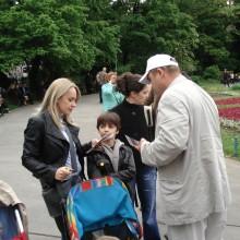A.N.P.C.P.P.S. Romania - InfoCons au diseminat materiale educativ-informative cu ocazia Zilei Europei - Protectia Consumatorilor