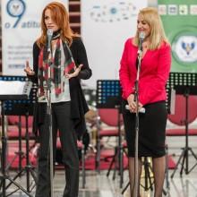 Ziua Mondiala a Proprietatii Intelectuale - Doamna Anca Turcasiu - Ambasador al Miscarii de Protectie a Consumatorilor