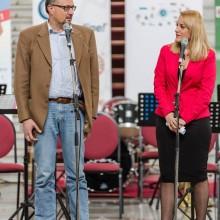 Ziua Mondiala a Proprietatii Intelectuale - Domnul Flavio Biondi reprezentant al ADICONSUM Asociatie de Protectia Consumatorilor din Italia