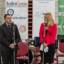 Ziua Mondiala a Proprietatii Intelectuale - Domnul Paul Nicolae Petrovan - Prefectul Municipiului Bucuresti