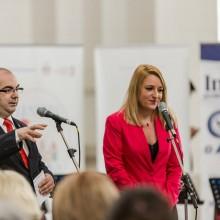 Ziua Mondiala a Proprietatii Intelectuale - Domnul Silviu Gabriel Barbu - Inspector General - Ministerul Afacerilor Externe