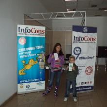 A.N.P.C.P.P.S. Romania – InfoCons Filiala Euroregiunea Centru a desfasurat diferite actiuni dedicate copiilor de 1 Iunie