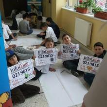 Reprezentantii A.N.P.C.P.P.S.Romania –InfoCons au participat la activitatile desfasurate de elevii Scolii Gimnaziale nr. 1 Pantelimon, Ilfov.