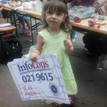 A.N.P.C.P.P.S. Romania – InfoCons a participat in calitate de Partener in cadrul evenimentului dedicat copiilor – Ludix - Protectia Consumatorilor