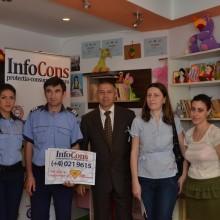 Activitate desfasurata cu ocazia Zilei de 1 iunie la Complexul de Servicii pentru Copiii Strazii din sectorul 3