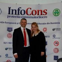 Anca Sigartau - Educatia Europeana si Consumatorul Roman de Educatie – A.N.P.C.P.P.S. Romania – InfoCons - Protectia Consumatorilor