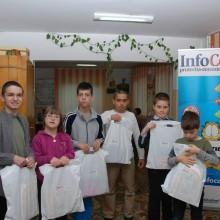 Reprezentantii A.N.P.C.P.P.S. Romania – InfoCons au participat la activitatiile cultural sportive organizate de Scoala Gimnaziala nr. 3 Stoenesti, judetul Giurgiu