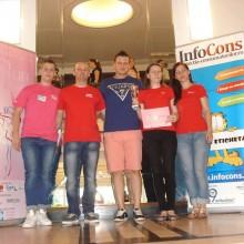 Reprezentantii A.N.P.C.P.P.S. Romania - InfoCons au participat la Festivalul de Arte pentru copii THE JOY of LIFE - Protectia Consumatorilor