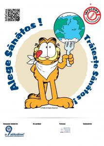 Afis Alege sanatos - InfoCons - Protectia Consumatorilor