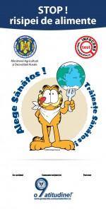STOP risipei de alimente! Alege sanatos! Traieste sanatos! - InfoCons - Protectia Consumatorilor