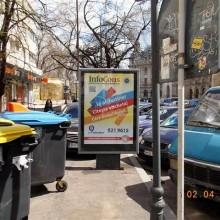 Campanie InfoCons Citeste Eticheta - Cere Bonul Fiscal - Biserica Enei Str; magazin Orange (in spatele fac. Arhitectura)