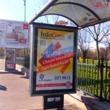 Campanie InfoCons Citeste Eticheta - Cere Bonul Fiscal - PALATUL PARLAMENTULUI - NATIUNILE UNITE - SPRE POSTA PUISOR Sector 5