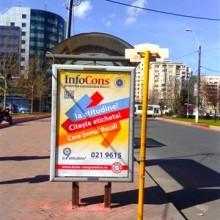 Campanie InfoCons Citeste Eticheta - Cere Bonul Fiscal - PIATA VITAN 2 ( fosta Foisorului, MALL ) SECTOR 3