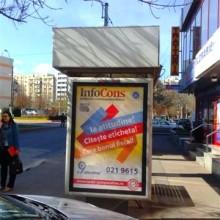 Campanie InfoCons Citeste Eticheta - Cere Bonul Fiscal - PIATA VITAN(fosta FOISORULUI,zona MALL)- SPRE DECEBAL Sector 3