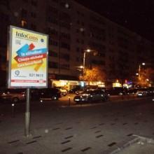 Campanie InfoCons Citeste Eticheta - Cere Bonul Fiscal - Piata Amzei - str Christian Tell (langa piata)