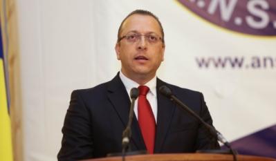 Dr. Vladimir Mănăstireanu - Preşedinte ANSVSA