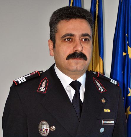 Colonel Dr. Nicolae Cornea - Inspector General - Ministerul