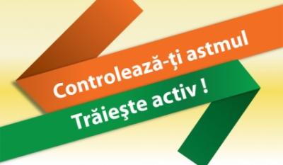 Controleaza-ti astmul! Traieste activ!