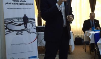 """Sorin Mierlea la evenimentul organizat de Federatia Nationala """"OMENIA"""""""