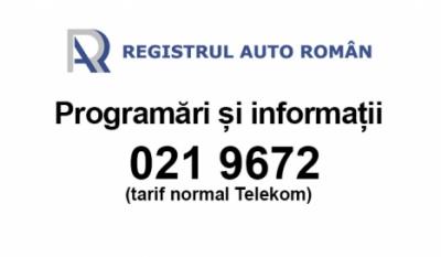 Telefonul consumatorului R.A.R. - 021 9672