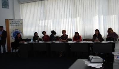Reuniunea finala a Proiectului « Si noi suntem europeni ! » alaturi de A.N.P.C.P.P.S. Romania – InfoCons si Scoala Gimnaziala nr. 1 Pantelimon