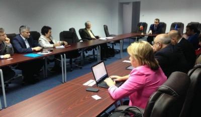 Domnul Sorin Mierlea a participat la adunarea reprezentanților desemnați în cadrul Consiliului Economic și Social.