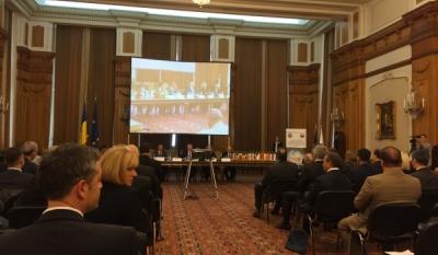 Domnul Sorin Mierlea este prezent la Congresul de Diplomatie Economica organizat de IUBCCI