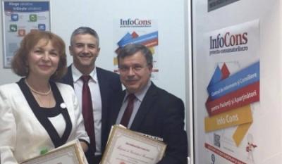 Lansare Centru de Informare şi Consiliere pentru Pacienţi si Aparţinători - InfoCons