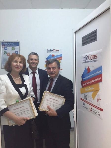 Lansare Centru de Informare şi Consiliere pentru Pacienţi