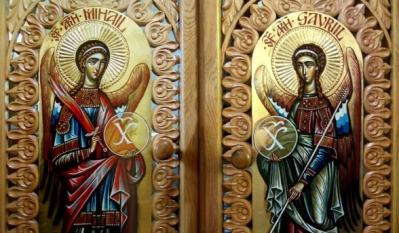 """La mulți ani cu ocazia sărbătorii ortodoxe """"Sfinții Arhangheli Mihail și Gavriil"""""""