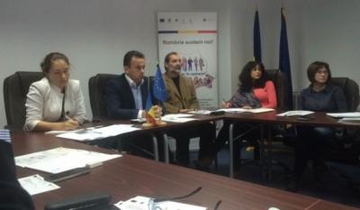 Reprezentanții InfoCons sunt prezenți la lansarea în dezbatere publică a Strategiei Naționale pentru Dialog Social