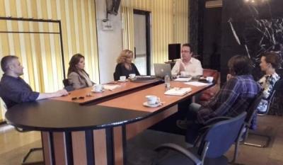 Domnul Sorin Mierlea a participat la ședința de sumar pentur emisiunea Superconsumatorul