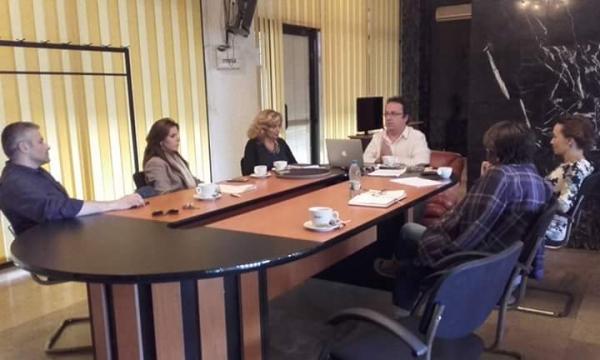 Domnul Sorin Mierlea a participat la ședința de sumar