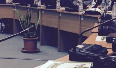 """Reprezentanții InfoCons participă la conferința """"Cuantificarea Deșeurilor de Echipamente Electrice si Electronice generate în România"""""""